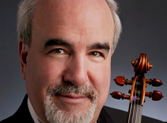 Glenn Dicterow: Chamber Orchestra of the South Bay